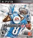 SONY MADDEN NFL 13 - PS3